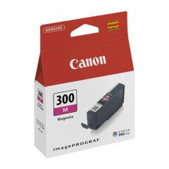 Canon PFI-300M Magenta Ink Tank