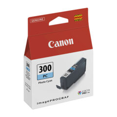 Canon PFI-300M Photo Cyan Ink Tank