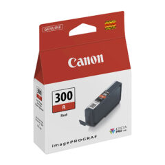 Canon PFI-300M Red Ink Tank