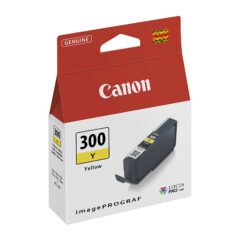 Canon PFI-300M Yellow Ink Tank