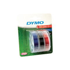 Dymo Assorted Embossing Label Tape