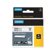 Dymo Black On White Label Tape