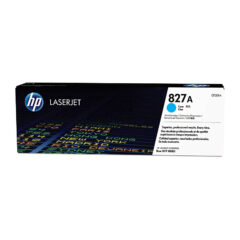 HP 827A Cyan Toner Cartridge