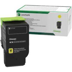 Lexmark C2360Y0 Yellow Toner Cartridge