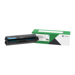 Lexmark C3230C0 Cyan Toner Cartridge