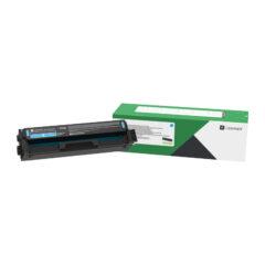 Lexmark C333HC0 Cyan Toner Cartridge