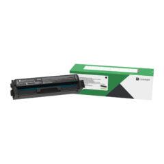 Lexmark C333HK0 Black Toner Cartridge