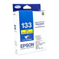 Epson 133 (C13T133692) Value Pack Inks