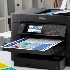 Epson WF-7845 MFC A3 Printer